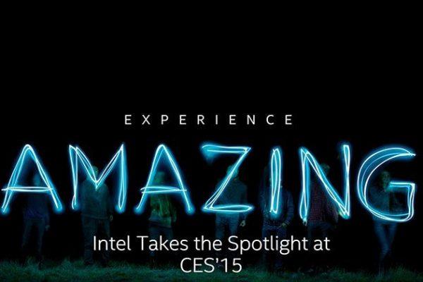 Intel na CES 2015