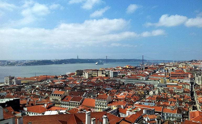Lisboa fo a cidade mais visitada em 2014