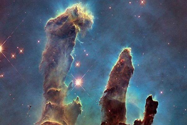Pilares da Criação 2015 capa estrelas