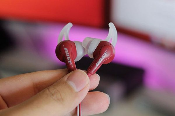 Auscultadores in-ear Bose SoundTrue