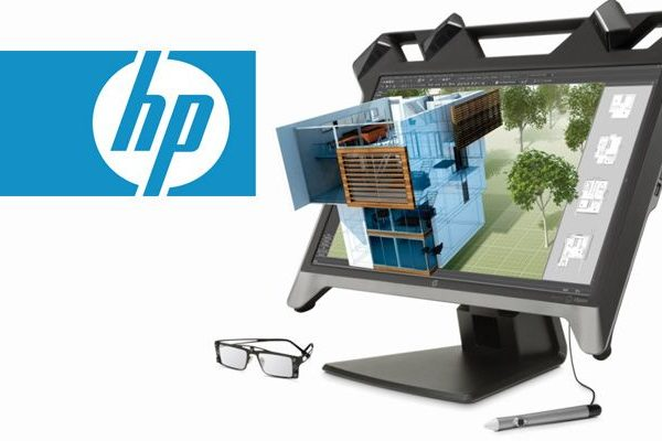 Monitor HP realidade virtual