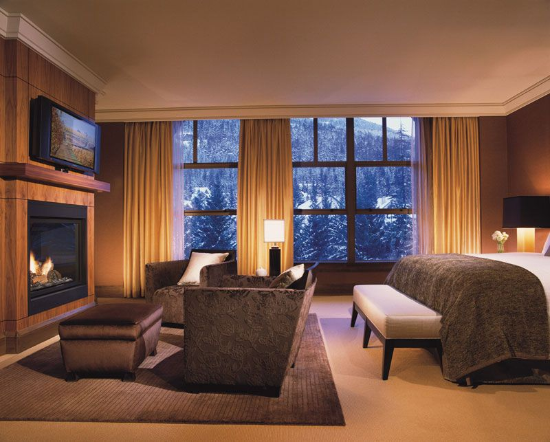 Four Seasons Whistler – guestroom