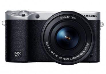 Câmara Samsung-NX500