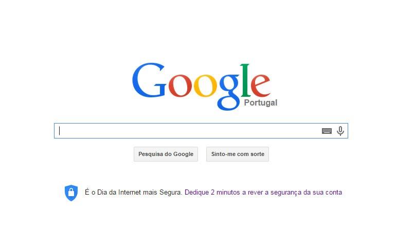 Conselhos de Segurança da Google no Dia Europeu da Internet Segura