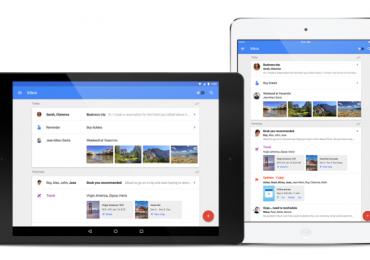 Google Inbox chega ao iPad