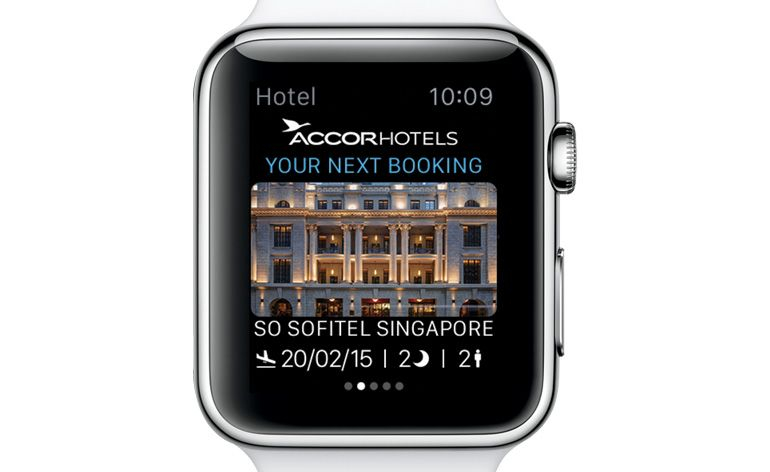 Accorhotels-app-Apple-Watch