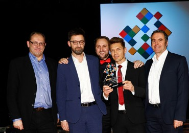 WD conquista o Distree Diamond Award 2015