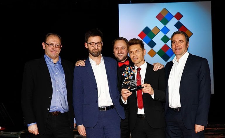 WD conquista o Distree Diamond Award 2015
