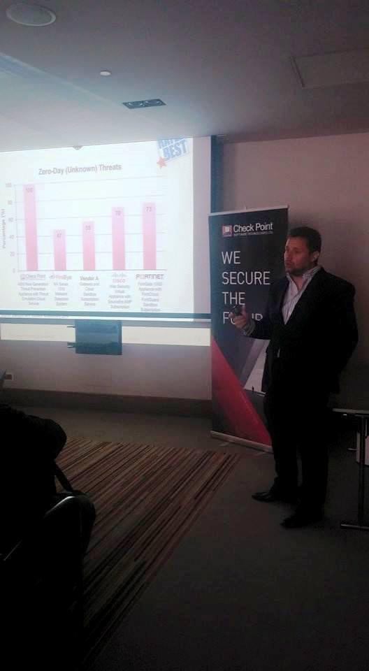 evento Check point Capsule2 Check Point, Check Point Capsule, cibercrime, dispositivos móveis, segurança, solução de mobilidade