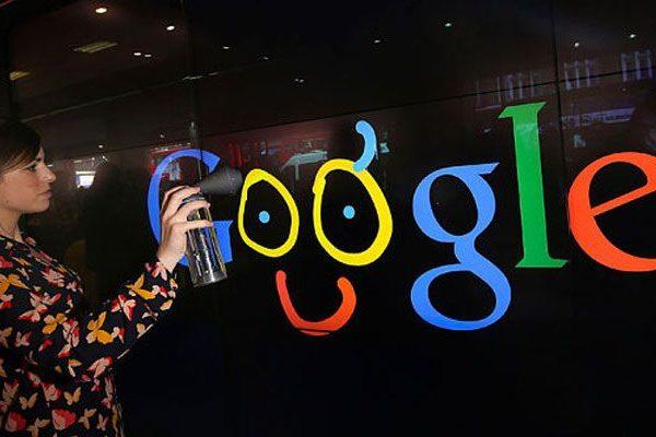 The Google Shop Londres