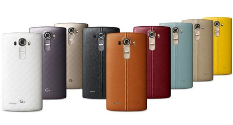 LG G4 ecrã Quantum QHD