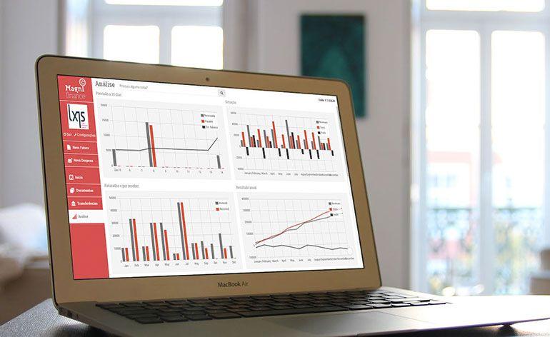 MagniFinance: eficácia na gestão