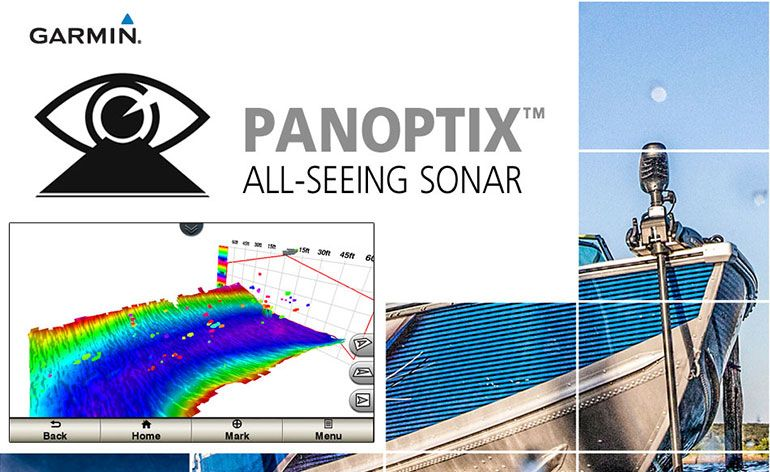 Panoptix All-Seeing Sonar