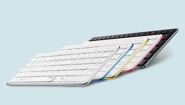 teclado Rapoo E6350