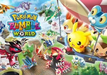 Pokémon Rumble World para Nintendo 3DS