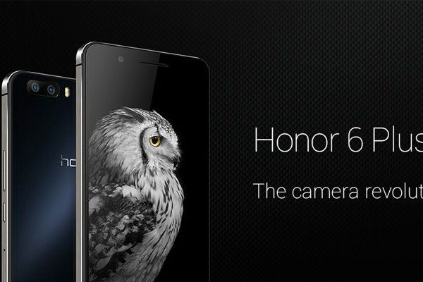 Huawei Honor 6 Plus Reino Unido