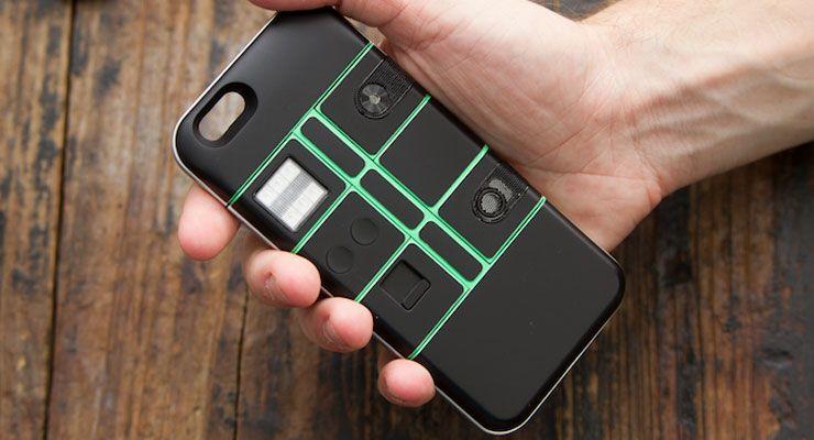 Nexpaq capa modular Kickstarter