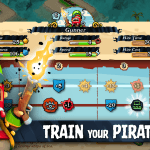 plunder pirates app gallery 5 Android, Google Play, jogo android, Play Store, Plunder Pirates, Rovio, RTS