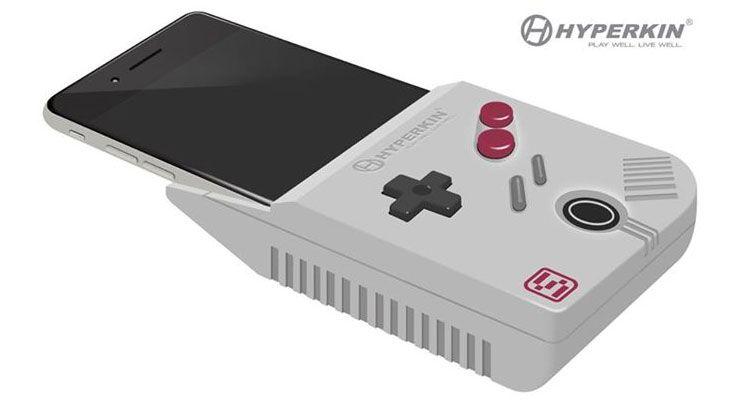 Smart Boy transforma smartphone em Game Boy