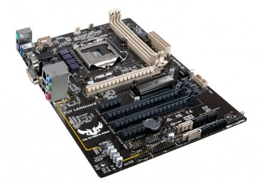 motherboard TUF Trooper B85