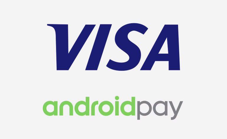 Visa suporta Android Pay