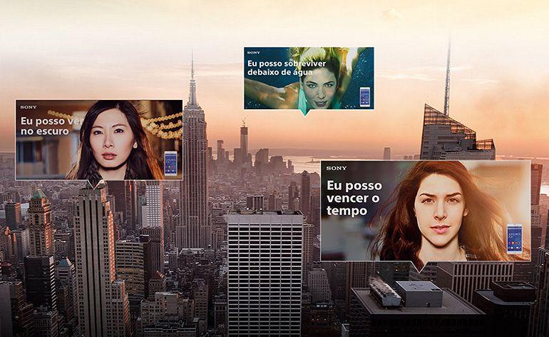campanha Sony Descobre o Extraordinário