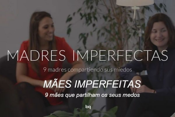 "vídeo ""Mães Imperfeitas"""