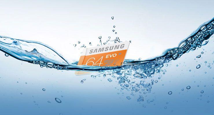 Samsung cartão de memória SD microSD