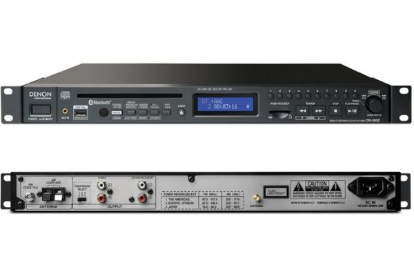 media player all-in-one Denon Professional DN-300Z