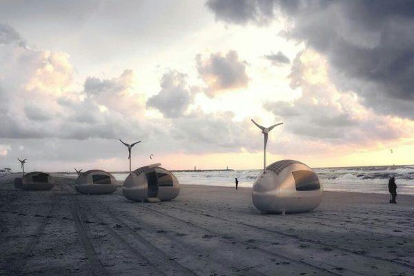 Ecocapsule: a casa ecológica