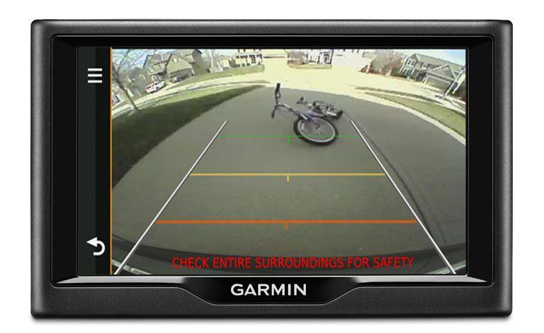 câmara Garmin BC 30
