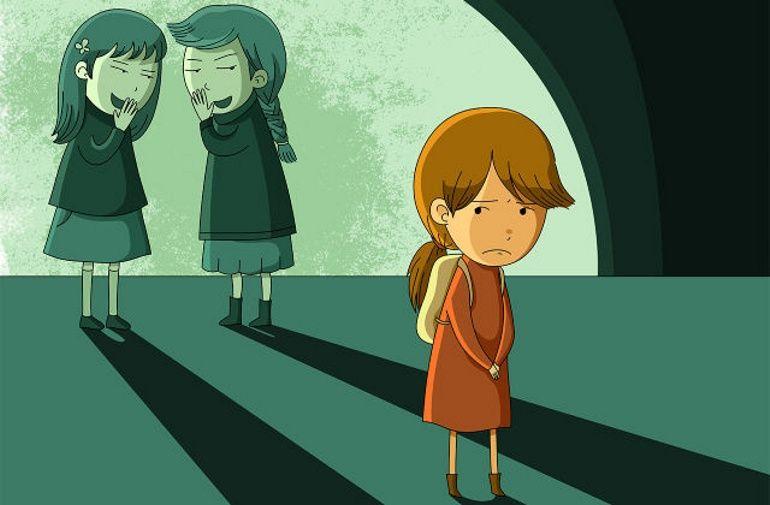 as criançase o ciberbullying