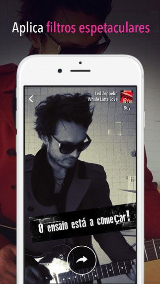 app Music You screen 05