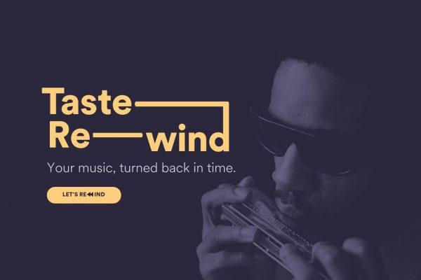 Spotify Taste Rewind
