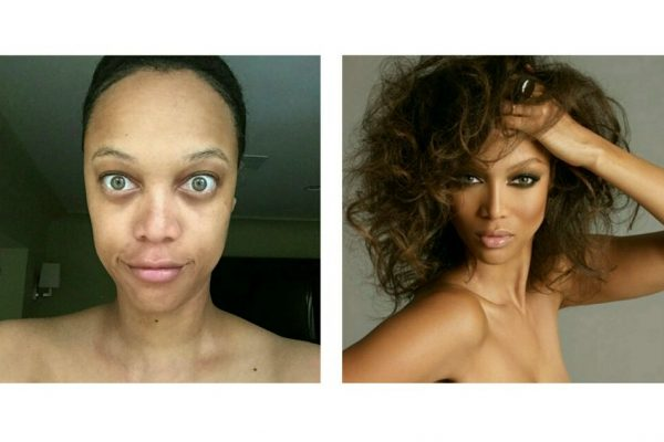 Instagram: Tyra Banks