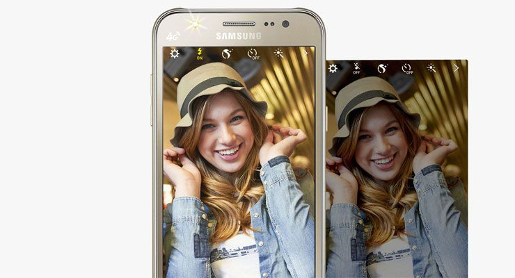 Samsung Galaxy J5 Galaxy J7