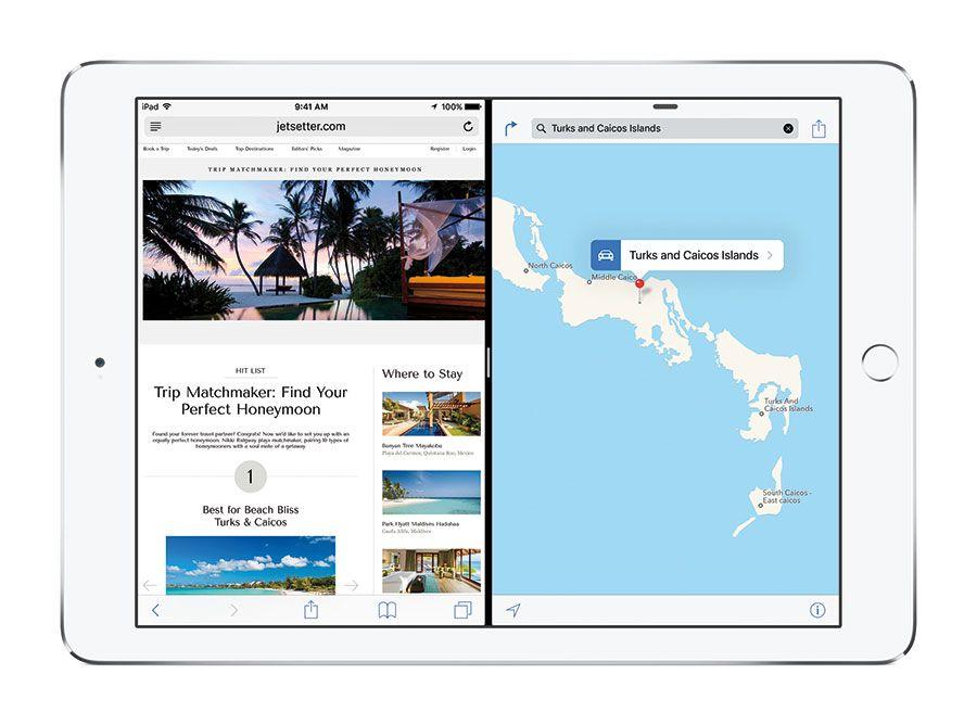iOS9 Split View