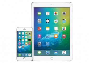 iOS 9-iPhone6-IpadAir2