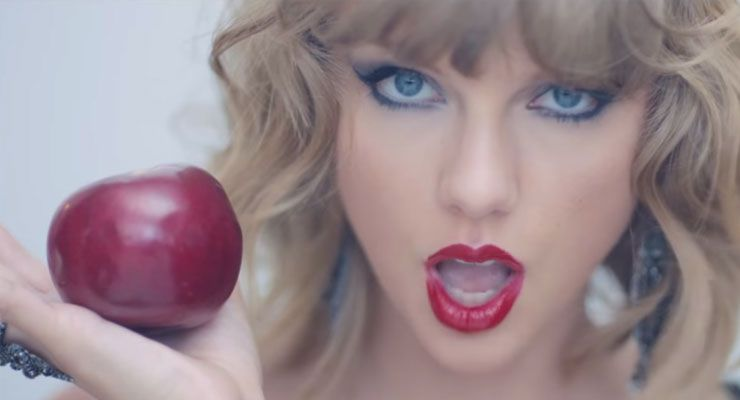 Taylor Swift Apple Music