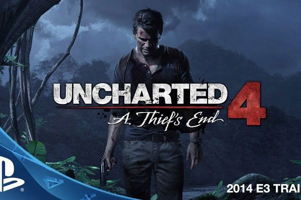 Uncharted 4 Sony E3