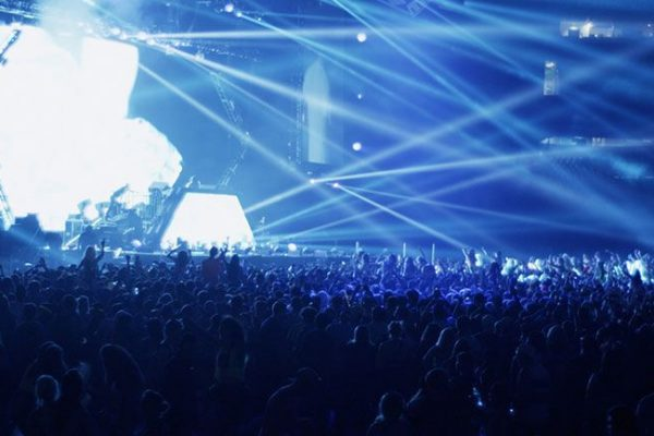 Ericsson evento ao vivo