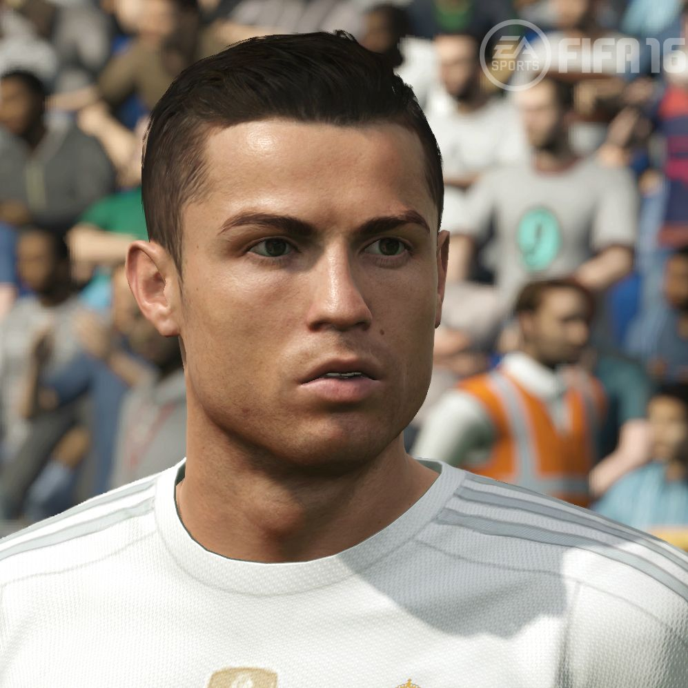CR7 em FIFA 16
