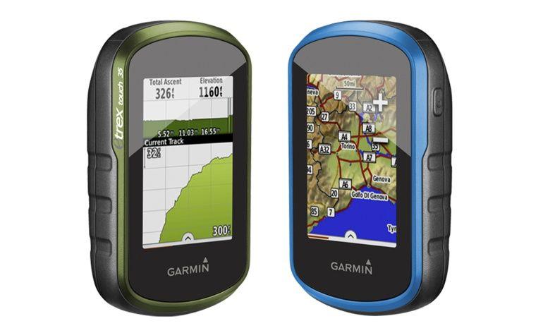 Garmin lança eTrex Touch 25 e 35