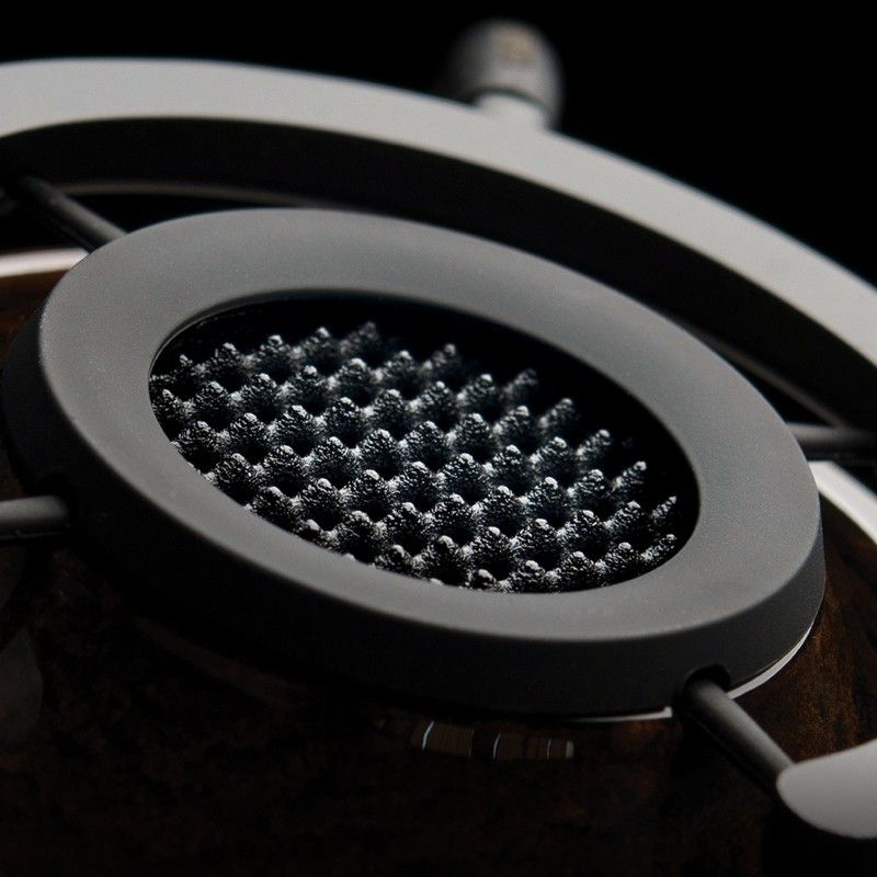 NightHawk Ear Grille altifalantes, Audioquest NightHwak, auscultadores