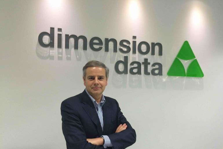 Pedro Morão - Dimension Data Portugal
