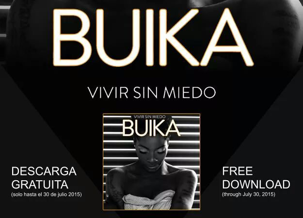 """Vivir Sin Miedo"" – Concha Buika"