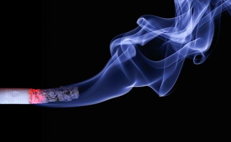 rede social Break It Off com o Smokers 'Helpline'