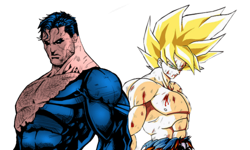 goku vs superman by jayc79 d5skzo7 e1390420962523