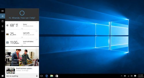 windows10 3 Cortana, microsoft, Windows 10, Windows Hello