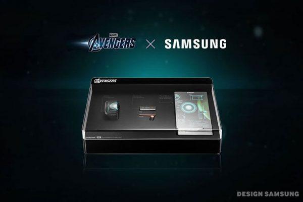 Samsung Avengers